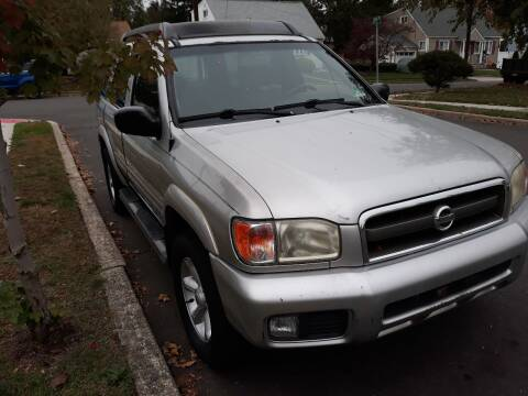 2003 Nissan Pathfinder for sale at Premium Motors in Rahway NJ