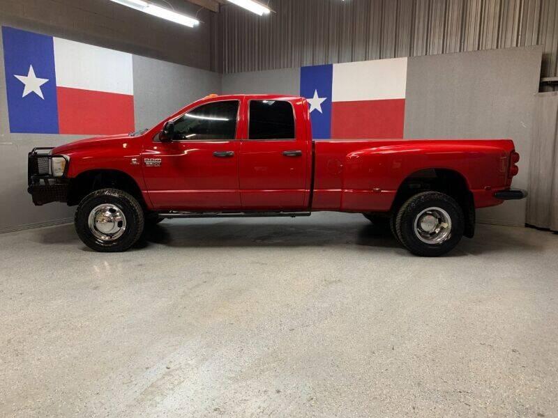 2008 Dodge Ram Pickup 3500 for sale in Arlington, TX
