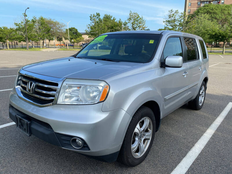2012 Honda Pilot for sale at Commercial Street Auto Sales in Lynn MA