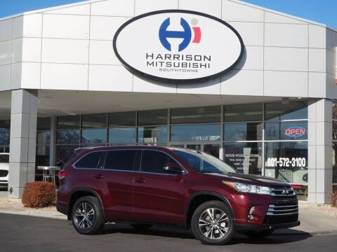 2018 Toyota Highlander for sale at Harrison Imports in Sandy UT
