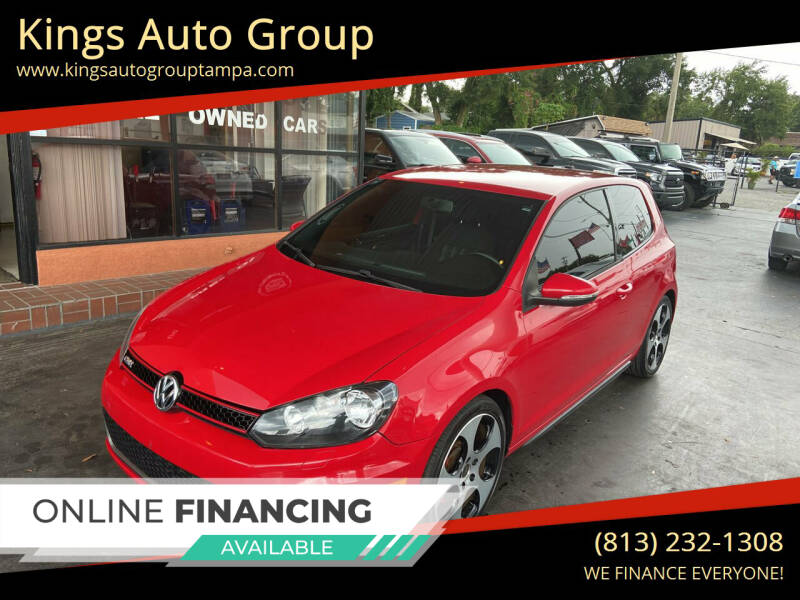 2013 Volkswagen GTI for sale at Kings Auto Group in Tampa FL
