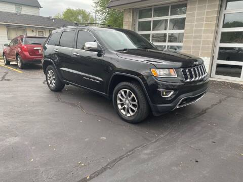 2014 Jeep Grand Cherokee for sale at Dream Auto Sales in South Milwaukee WI
