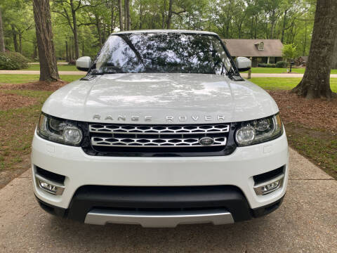 2016 Land Rover Range Rover Sport for sale at CAPITOL AUTO SALES LLC in Baton Rouge LA