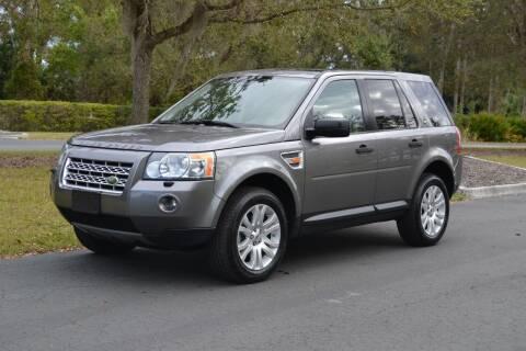2008 Land Rover LR2 for sale at GulfCoast Motorsports in Osprey FL