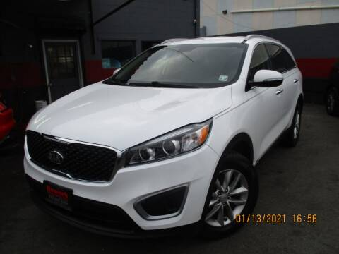 2017 Kia Sorento for sale at Newark Auto Sports Co. in Newark NJ