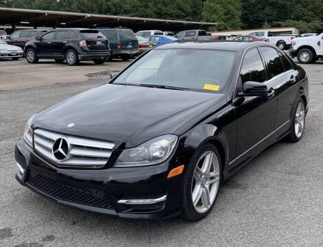 2013 Mercedes-Benz C-Class for sale at Volare Motors in Cranston RI