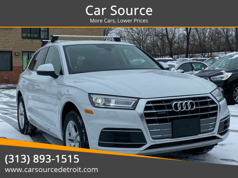 2019 Audi Q5 for sale at Car Source in Detroit MI
