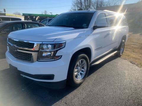 2016 Chevrolet Suburban for sale at BRYANT AUTO SALES in Bryant AR