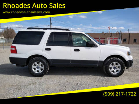 2015 Ford Expedition for sale at Rhoades Auto Sales in Spokane Valley WA