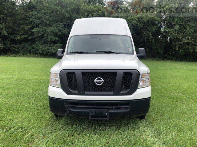 2017 Nissan NV Cargo S - Chillicothe MO