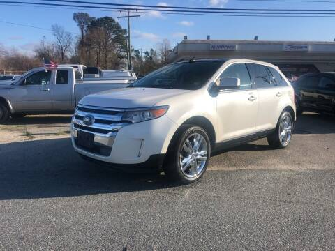 2011 Ford Edge for sale at Mega Autosports in Chesapeake VA