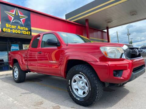 2012 Toyota Tacoma for sale at Star Auto Inc. in Murfreesboro TN