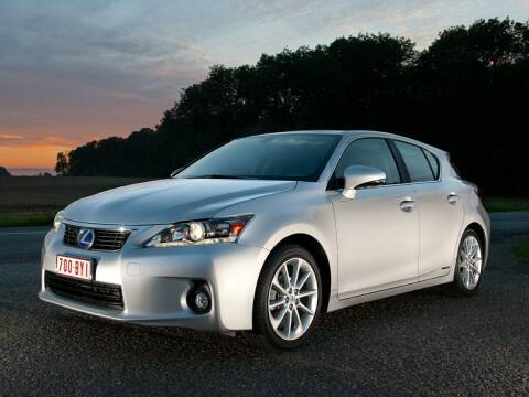 2012 Lexus CT 200h for sale at Hi-Lo Auto Sales in Frederick MD