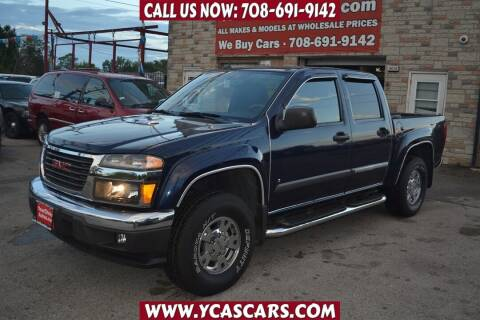 2008 GMC Canyon for sale at Your Choice Autos - Crestwood in Crestwood IL