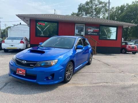 2013 Subaru Impreza for sale at Big Red Auto Sales in Papillion NE