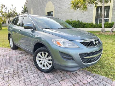 2010 Mazda CX-9 for sale at Citywide Auto Group LLC in Pompano Beach FL