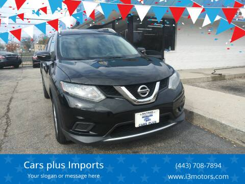 2015 Nissan Rogue for sale at i3Motors in Baltimore MD