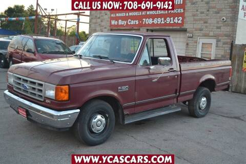1989 Ford F-150 for sale at Your Choice Autos - Crestwood in Crestwood IL
