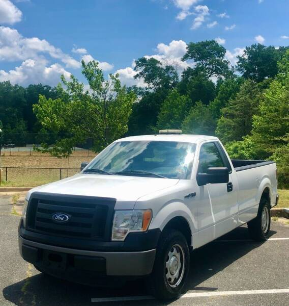 2011 Ford F-150 for sale at ONE NATION AUTO SALE LLC in Fredericksburg VA