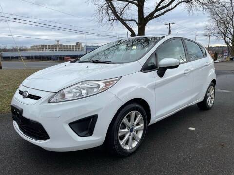 2012 Ford Fiesta for sale at Amicars in Easton PA