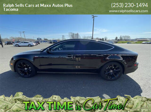 2016 Audi A7 for sale at Ralph Sells Cars at Maxx Autos Plus Tacoma in Tacoma WA