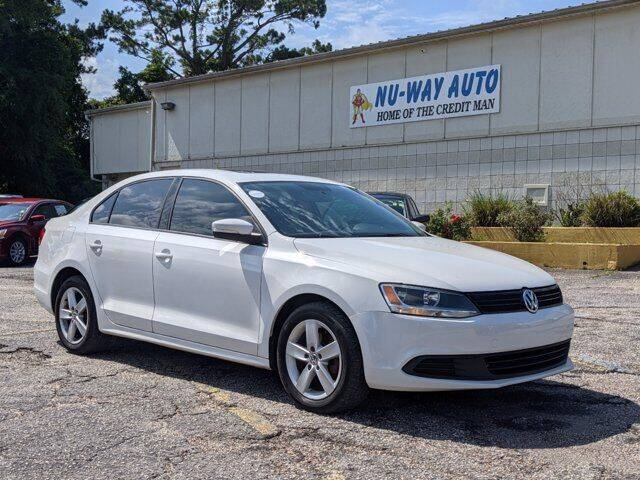 2012 Volkswagen Jetta for sale at Nu-Way Auto Ocean Springs in Ocean Springs MS