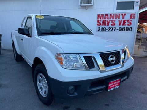 2018 Nissan Frontier for sale at Manny G Motors in San Antonio TX