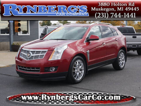 2013 Cadillac SRX for sale at Rynbergs Car Co in Muskegon MI