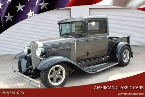 1930 Ford Model A for sale at American Classic Cars in La Verne CA