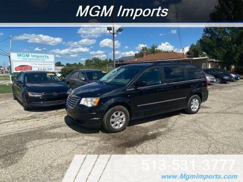 2010 Chrysler Town and Country for sale at MGM Imports in Cincinnati OH