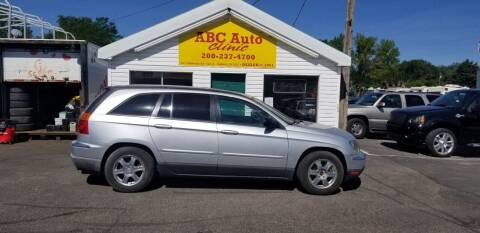 2004 Chrysler Pacifica for sale at ABC AUTO CLINIC - Chubbuck in Chubbuck ID