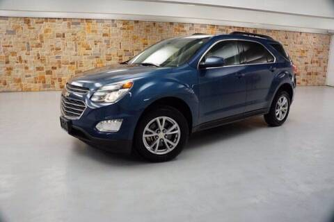 2017 Chevrolet Equinox for sale at Jerry's Buick GMC in Weatherford TX