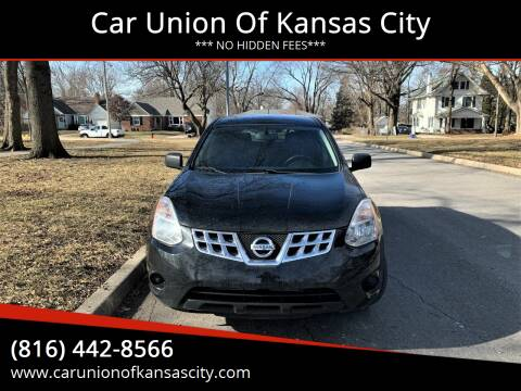 2013 Nissan Rogue for sale at Car Union Of Kansas City in Kansas City MO
