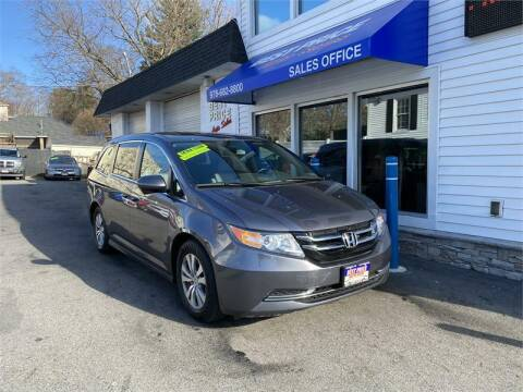 2017 Honda Odyssey for sale at Best Price Auto Sales in Methuen MA