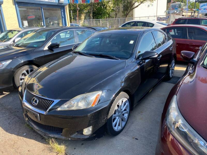2009 Lexus IS 250 for sale at Polonia Auto Sales and Service in Hyde Park MA