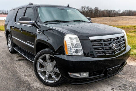 2009 Cadillac Escalade for sale at Fruendly Auto Source in Moscow Mills MO