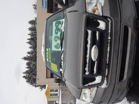 2006 Ford F-150 for sale at Dun Rite Car Sales in Downingtown PA