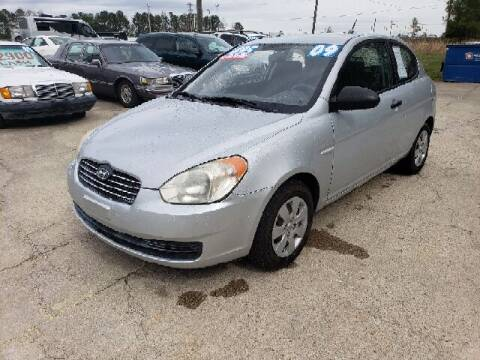 2009 Hyundai Accent for sale at J & R Auto Group in Durham NC