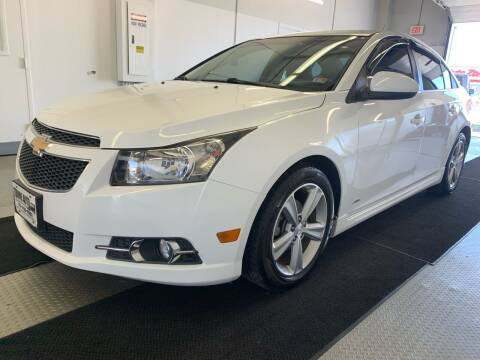 2014 Chevrolet Cruze for sale at TOWNE AUTO BROKERS in Virginia Beach VA