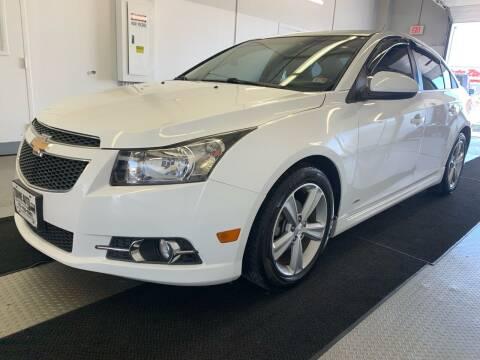 2014 Chevrolet Cruze for sale at TOWNE AUTO BROKERS in Virginia Beach VA