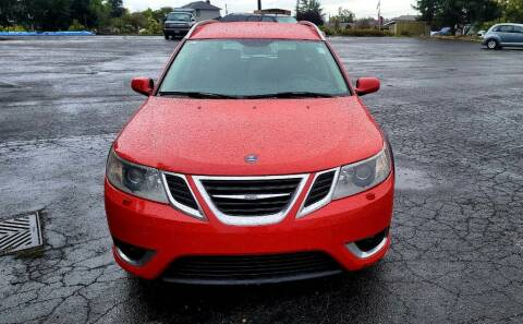 2011 Saab 9-3X for sale at INTEGRITY AUTO SALES LLC in Seattle WA