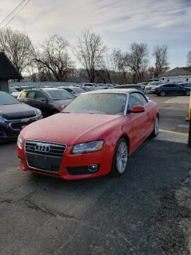 2011 Audi A5 for sale at Collector Car Co in Zanesville OH