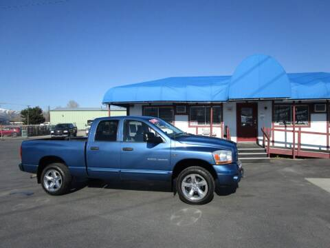 2006 Dodge Ram Pickup 1500 for sale at Jim's Cars by Priced-Rite Auto Sales in Missoula MT