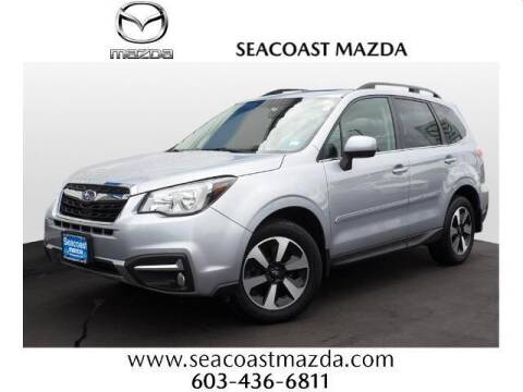 2018 Subaru Forester for sale at The Yes Guys in Portsmouth NH