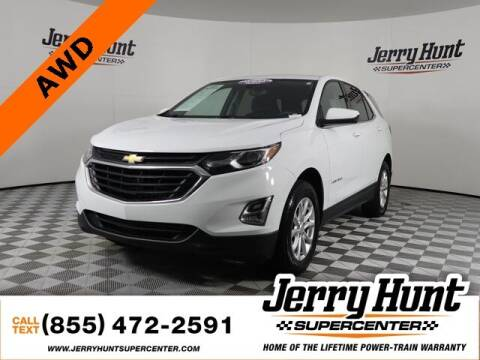 2018 Chevrolet Equinox for sale at Jerry Hunt Supercenter in Lexington NC
