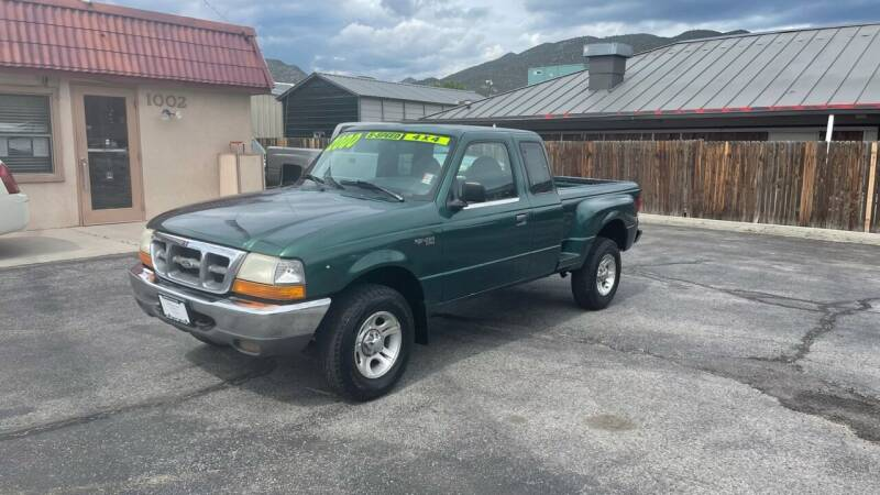 2000 Ford Ranger for sale at SPEEDY AUTO SALES Inc in Salida CO