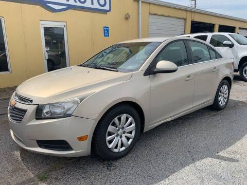 2011 Chevrolet Cruze for sale at Buy Here Pay Here Lawton.com in Lawton OK