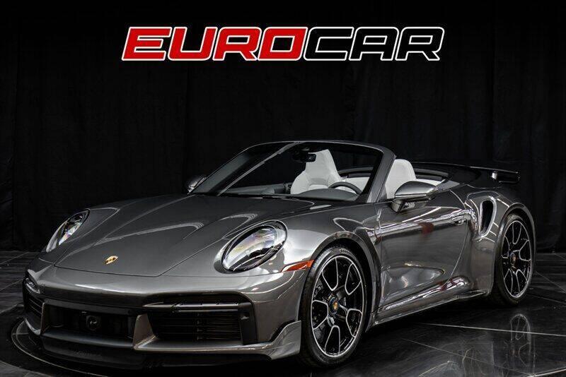 2021 Porsche 911 for sale in Costa Mesa, CA