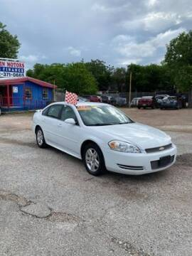 2013 Chevrolet Impala for sale at Twin Motors in Austin TX