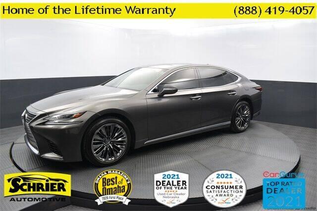 2018 Lexus LS 500 for sale in Omaha, NE